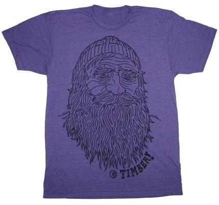 Old Man Maze T-shirt