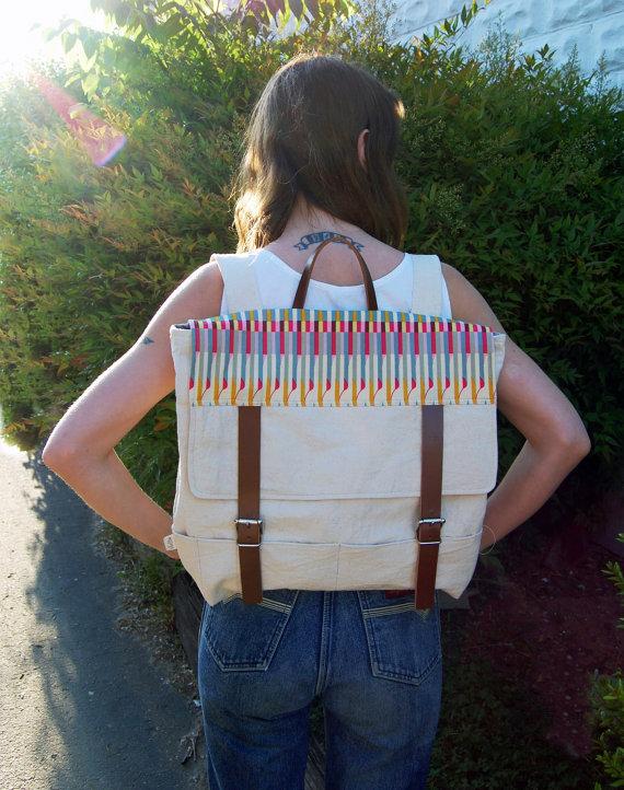 The Rolston Bag